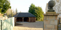 Oak Framed House Builder Warwickshire